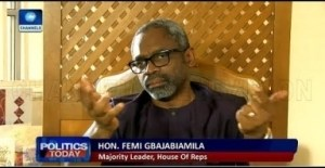 Video: Why I Moved A Vote Of No Confidence In Fayemi Gbajabiamila